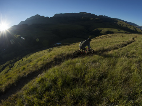 Drakensberg Trails Mountain Biking