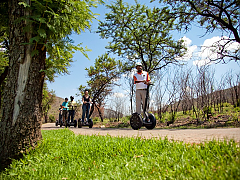 Segway Gliding Tours - Sun City