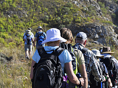 Green Mountain Trail - Guided Hiking