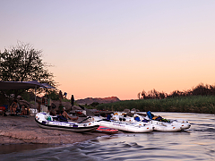 Orange River Wilderness Rafting Expedition