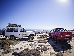 Diamond Coast Shipwreck Trail - 4x4 Tours