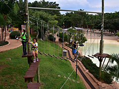Chimp & Zee Rope Adventure Park - Sun City