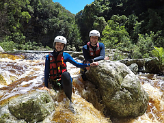 Canyon Adventures - Canyoning