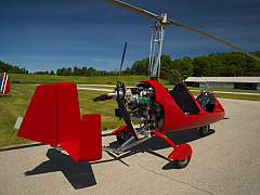 Celestial Gift Experiences - Gyrocopter Flights