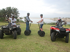 Wild Coast Segway - Quad Biking