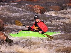 Commercial Paddling Guides Course - PaddleZone