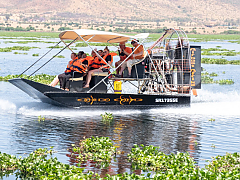 Airboat Africa @ Harties