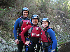 Africanyon Adventures - Kloofing