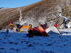 Mountaineering School - Venture Forth International