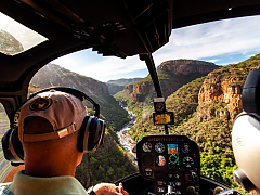 Helicopter Flights in South Africa