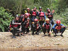 Africanyon Adventures - Canyoning