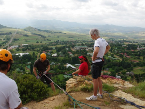 Clarens Xtreme Abseiling