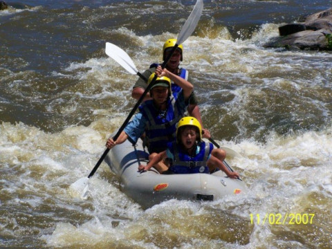 Earth Adventures River Rafting