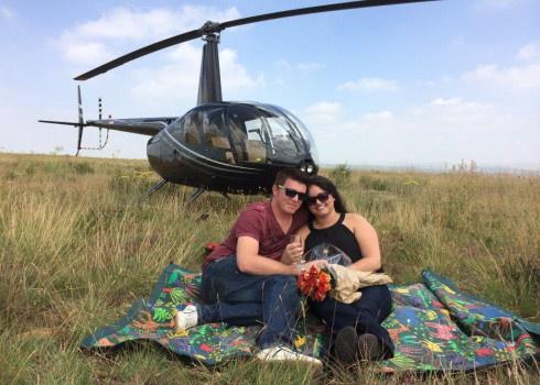Helicopter Flights Gauteng  Gauteng Helicopter Flips  Dirty Boots