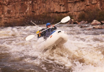 Gravity Adventures - Doring River Rafting