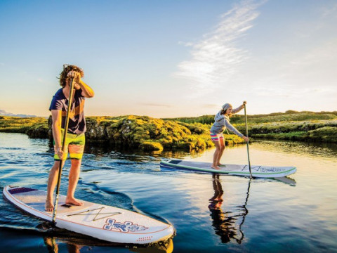 J Bay Wind Stand Up Paddling