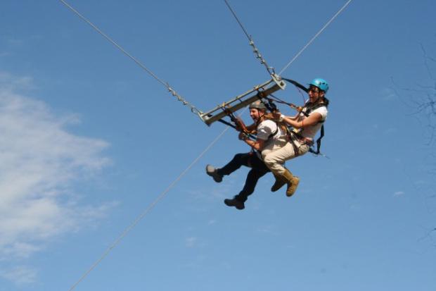 swing port elizabeth addo adrenalin activities fun cape dirtyboots za giant garden