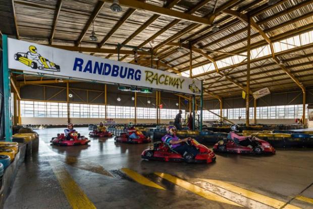 Randburg Raceway | Karting in Johannesburg | Johannesburg Go Karting | Go Kart Track - Dirty Boots