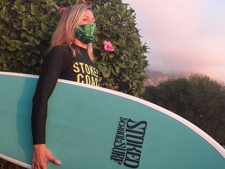 Stoked School of Surf is a surfing operator in Cape Town