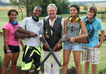 Waterhaven Country Estate - Clay Pigeon Shooting