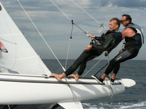 Waterworx Adrenaline Sailing