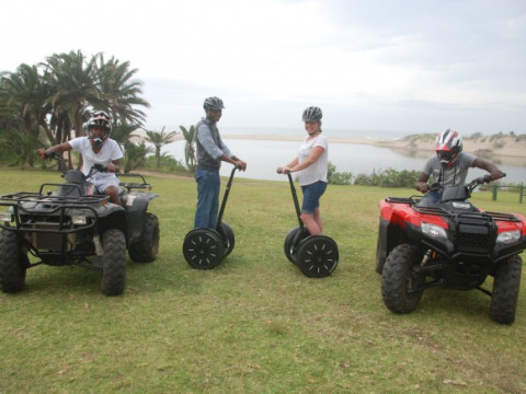 Wild Coast Segway Quad Biking