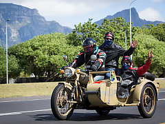Sidecar Tours