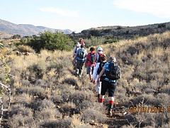 Karoo Erdvark Trail - Guided Hiking