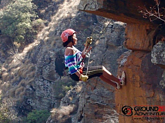 Ground Zero Adventures - Abseiling Hartbeespoort