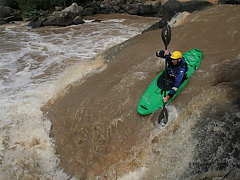 Whitewater Training