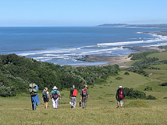 5 night Wild Coast Walking Trail