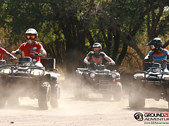 Ground Zero Adventures - Quad Biking