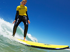 Jeffreys Bay Adventures - Surfing