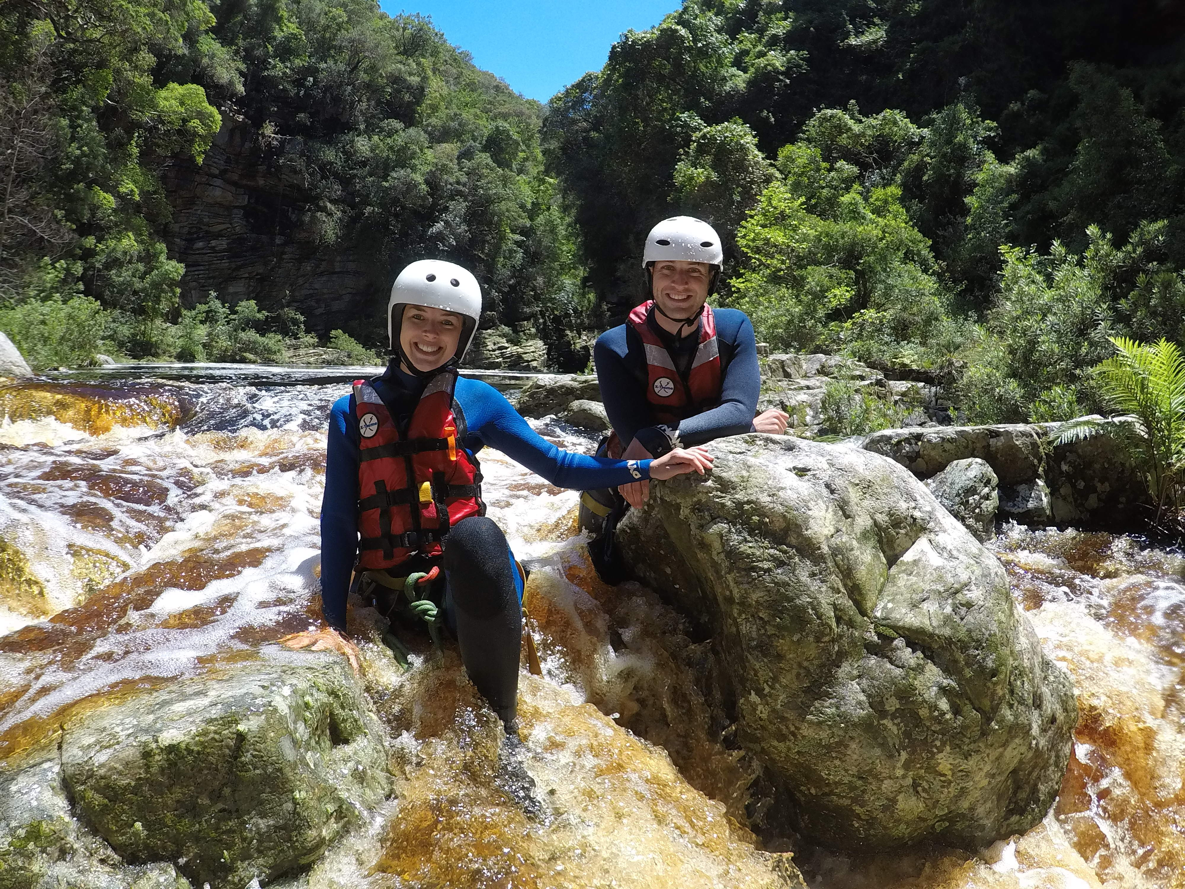 Canyon Adventures - Kloofing