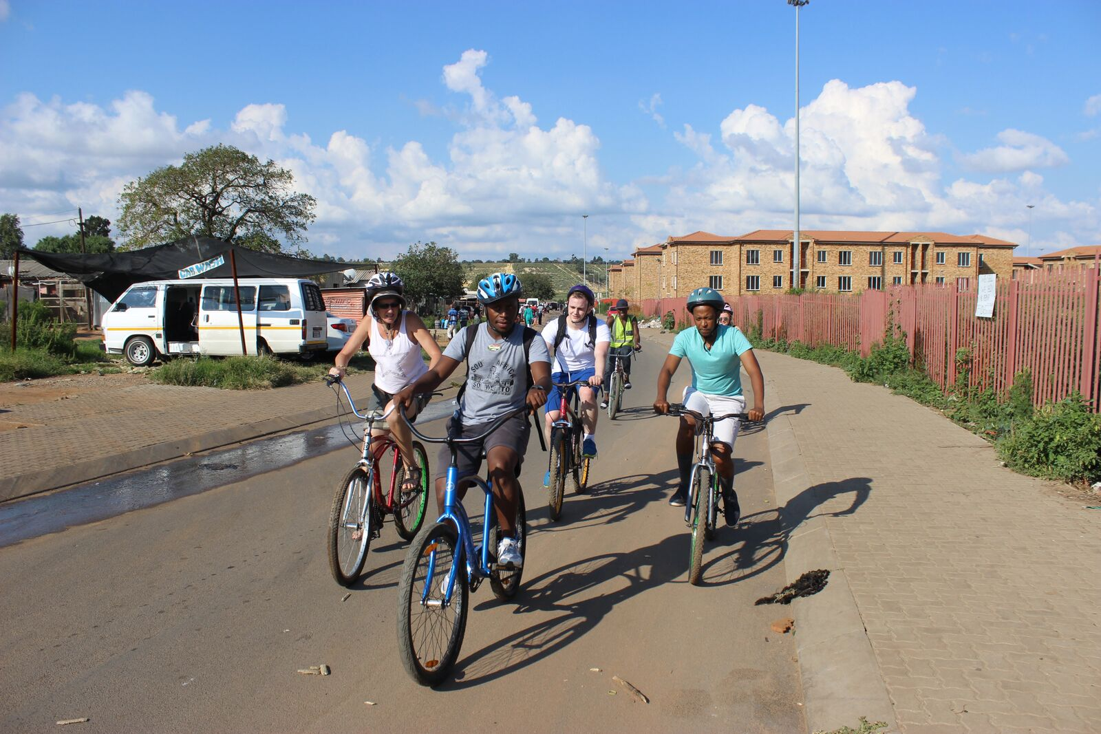 Lebo's Soweto Backpackers and Cycle Tours