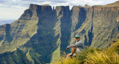 Drakensberg Hikes - Slackpacking