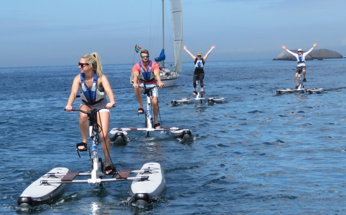 Water Bikes - The Best Cape Town Adventures