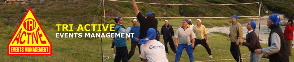Tri Active Events Management - Teambuilding