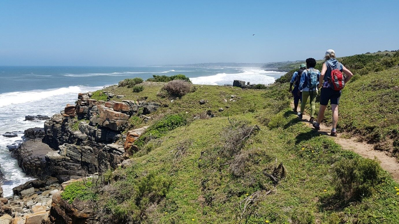 Wild Coast Walks - Slackpacking
