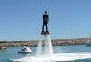 Flyboarding in Langebaan