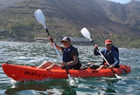 Sea Kayaking Trips in Cape Town with Venture Forth International