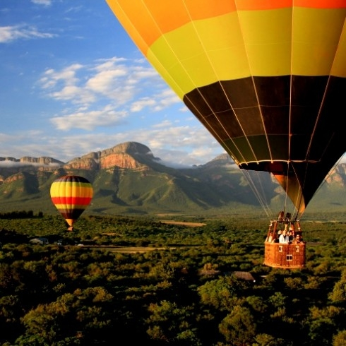 Hot-Air Ballooning Mpumalanga