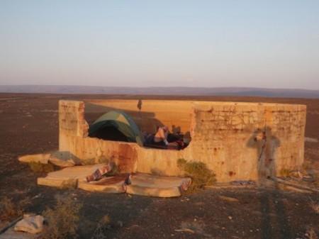 Cycle trip Karoo