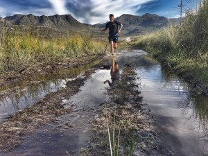 Guided running in Elgin with Run Cape Town - SA Adventure summit