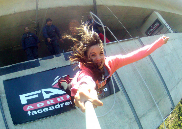 7 Day Garden Route Adventure Tour - Bungee Jumping