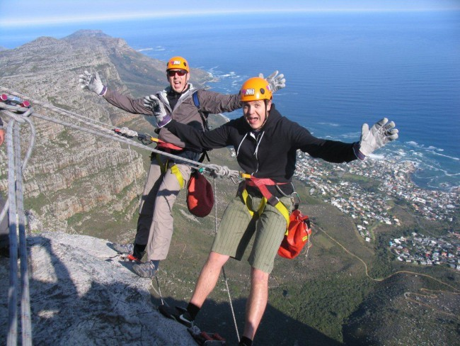 Abseil Africa - Abseiling