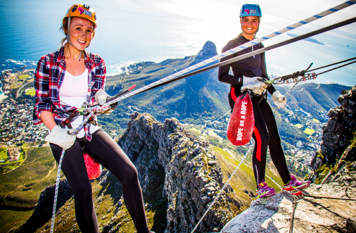 Abseiling - The Best Cape Town Adventures