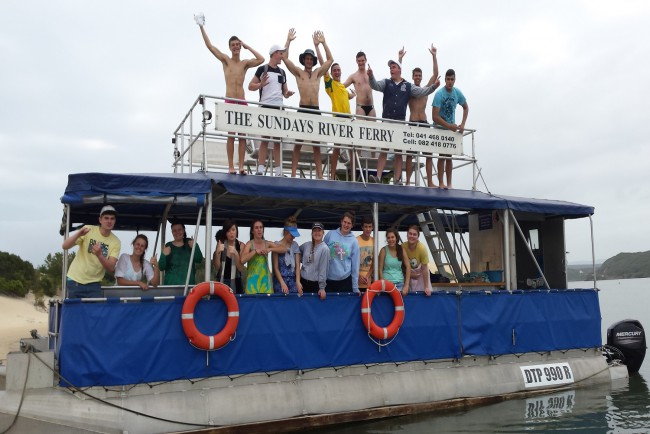 Sundays River Ferry - Boat Trips