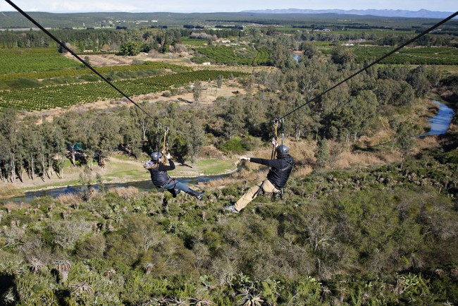 Adrenalin Addo - Zip Line