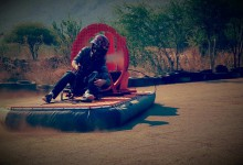 Adrenaline Extreme - Hovercraft